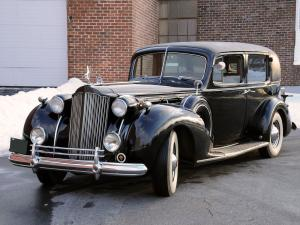 Packard Twelve Formal Sedan 1939 года